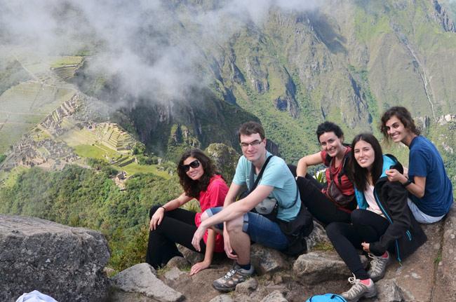 Viaje a Perú (2014)